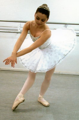 Gulf student qualifies for an international ballet competition