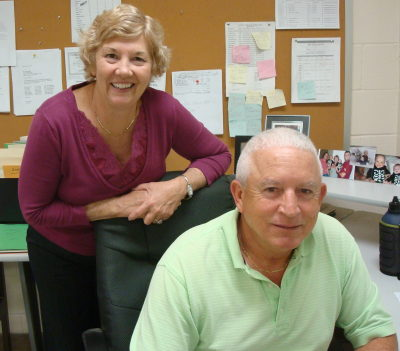 Mr. and Mrs. Girardi to retire
