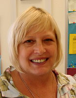 Lynn Goettel is our new school nurse