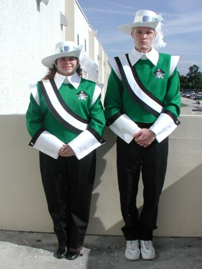 Buccaneer band will sport new uniforms