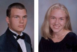 Pirman and Carr head the Class of 2001