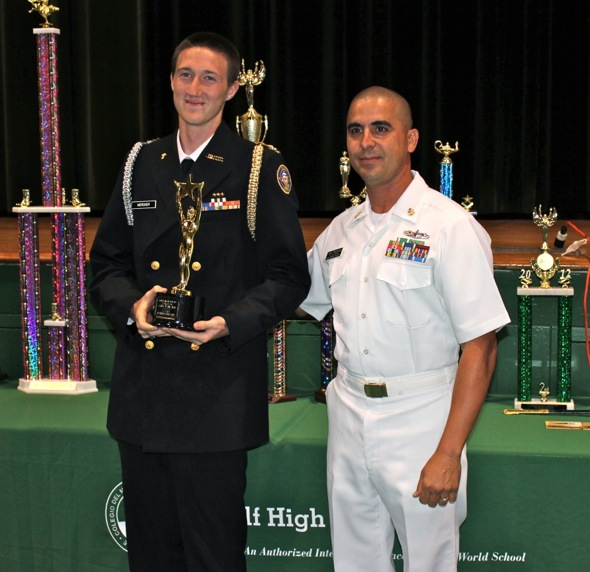 Pictures – NJROTC Awards Program