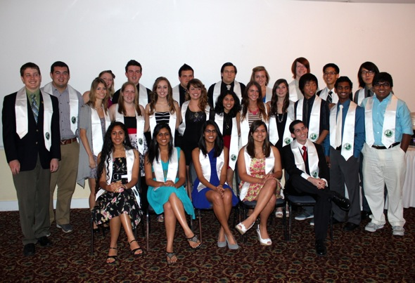 Pictures – IB Dinner and Stole Ceremony