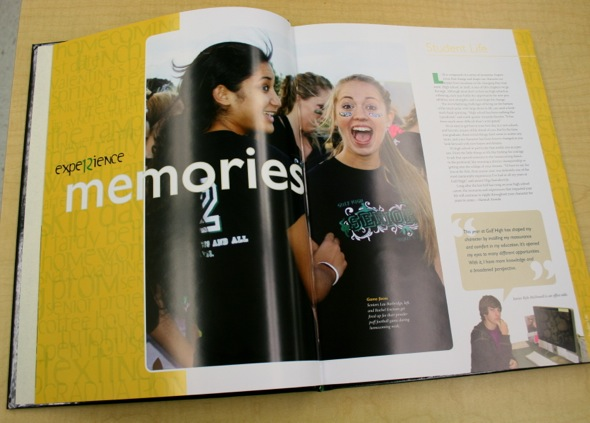 Yearbooks available