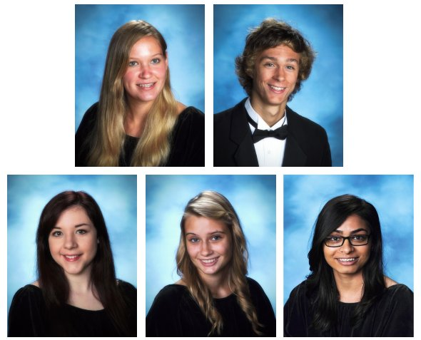 Meet the GHS valedictorians and salutatorians