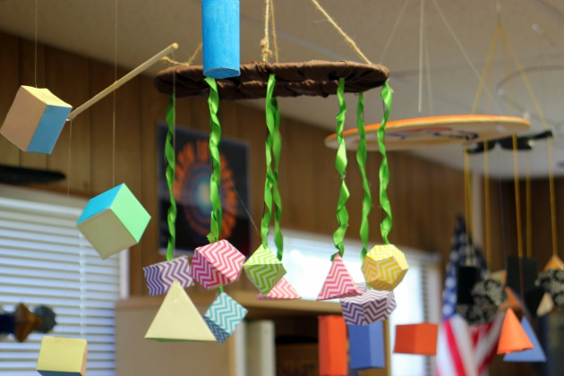 Classroom Mobiles Ideas ~ Hanging mobile ideas for school imgkid the