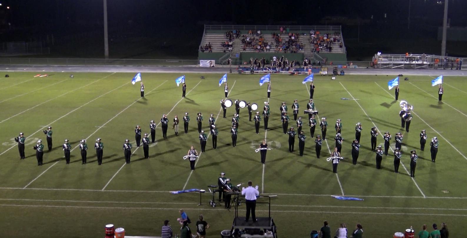 Buccaneer Band in 4K video!