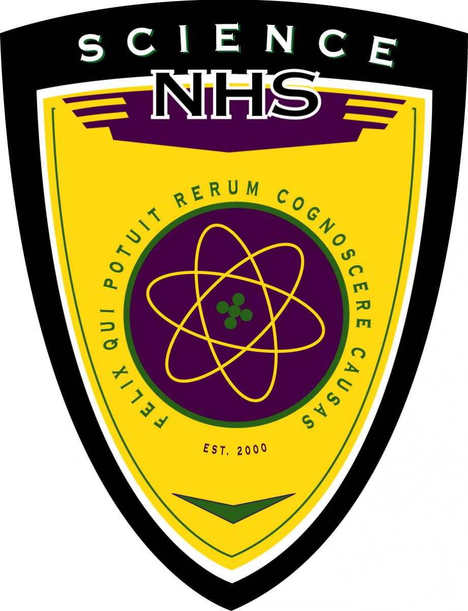 Science National Honor Society application