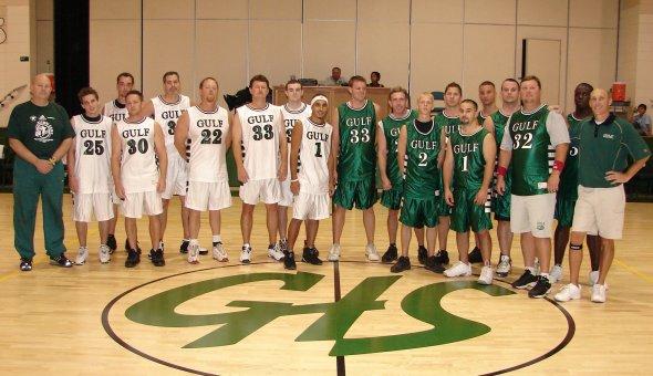 Gulf alumni basketball game