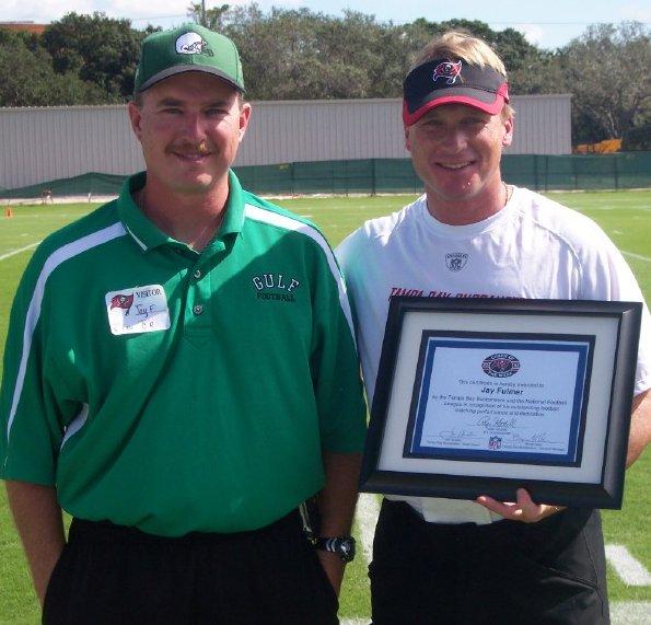Coach Fulmer named Coach of the Week