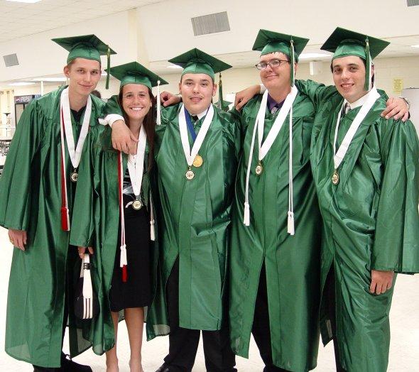 2005 graduation