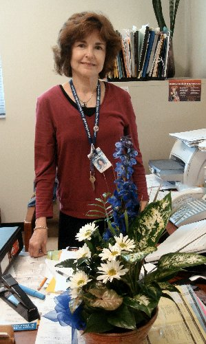 April Kelley is Pasco's Outstanding Counselor