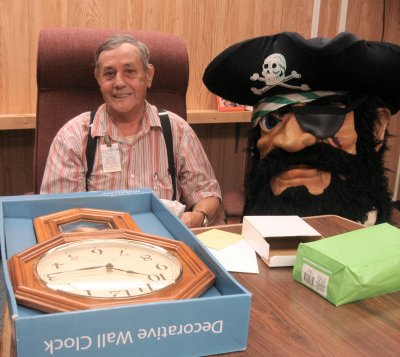 Eddie Morgan retires after 35 Gulf years
