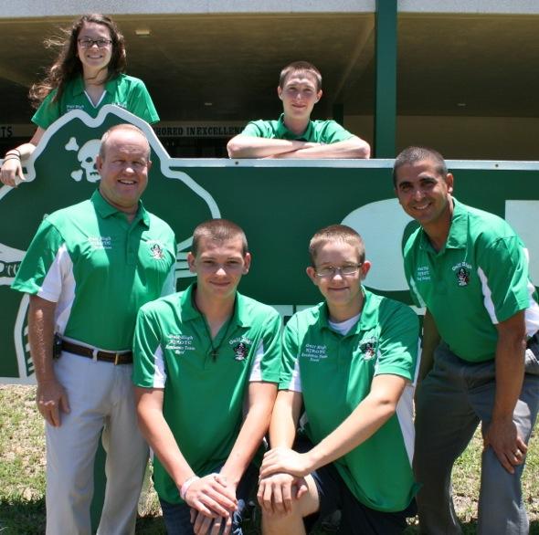 NJROTC Academic Team
