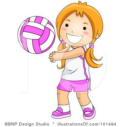 Summer volleyball information