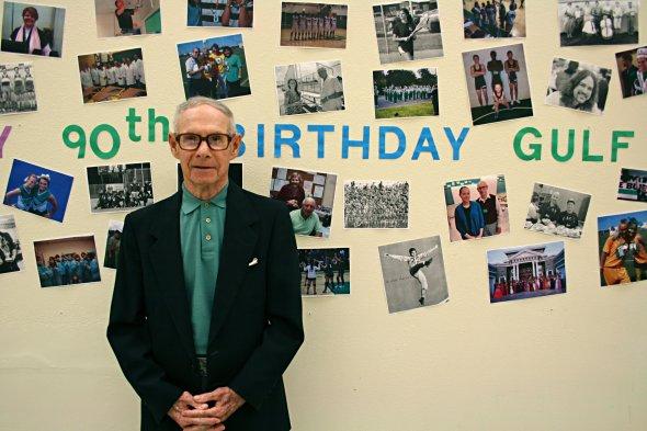 Web article: Gulf High, beloved substitute teacher share 90th birthdays