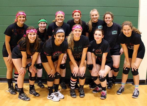 Sylmar High School Volleyball High School Girls Volleyball