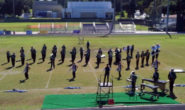 Buccaneer Band is excellent – with video
