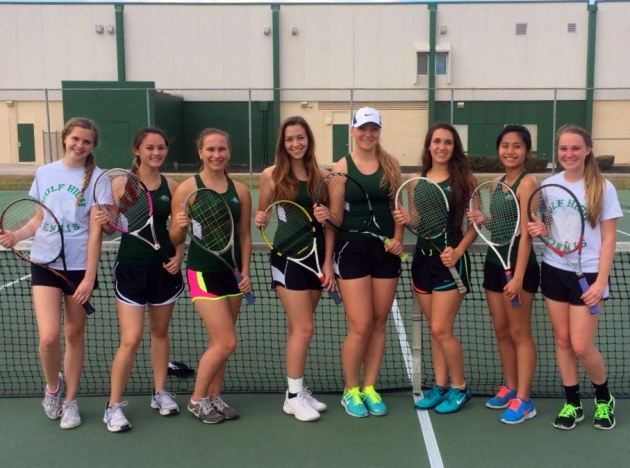 Dating girl on tennis team