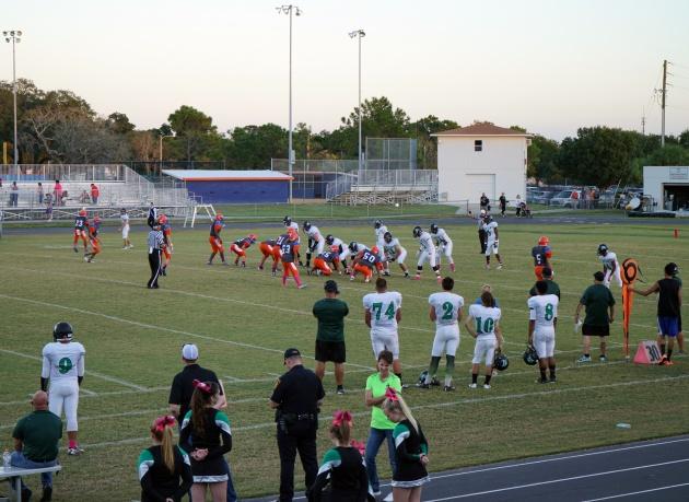 Video – Gulf vs Ridgewood football
