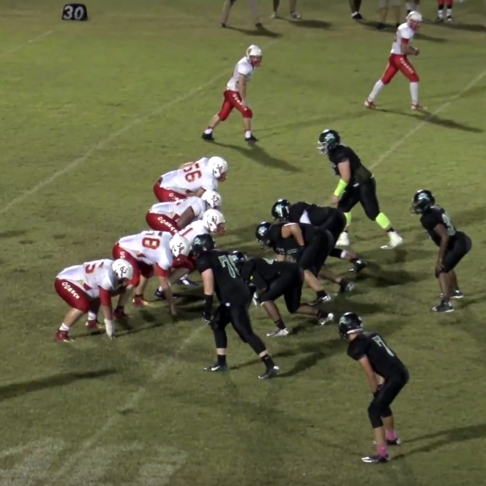 Video – Gulf vs Hudson football