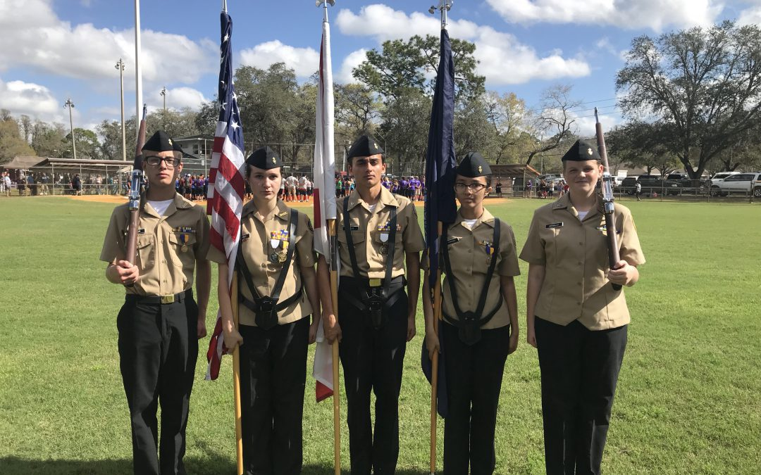 GHS NJROTC in the Community