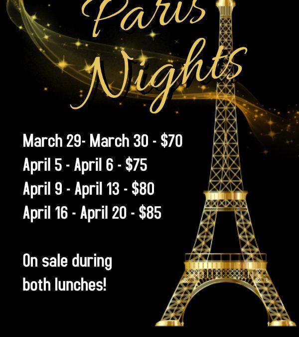 Gulf High 2018 Prom Information