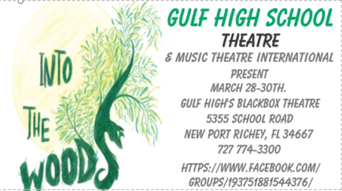 GHS Theatre Announces Upcoming Performance