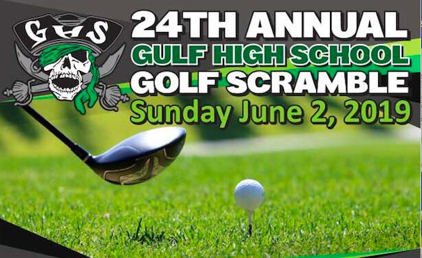 24th Annual GHS Golf Scramble
