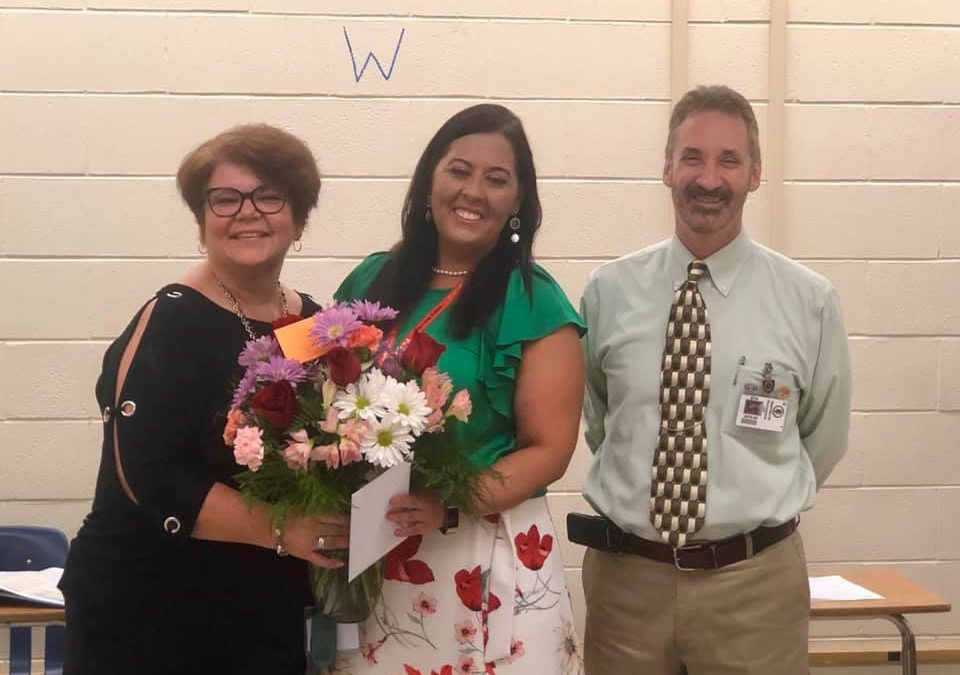 Gulf High School Teacher of the Year Announced